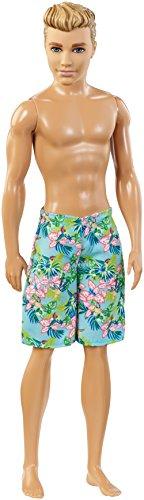 Barbie DGT83 - Ken Beach, Multicolore