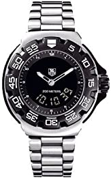 TAG Heuer Men s CAC111D BA0850 Formula 1 Chronotimer Digital-Analog Watch