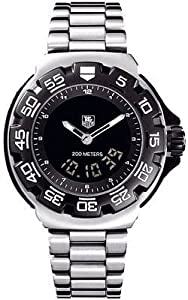 TAG Heuer Men's CAC111D.BA0850 Formula 1 Chronotimer Digital-Analog Watch