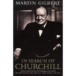 In Search of Churchill - Martin Gilbert