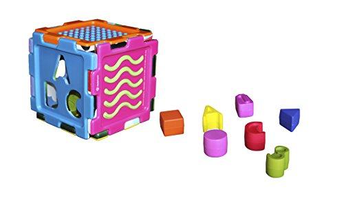 Hedstrom Sensory Fun Cube