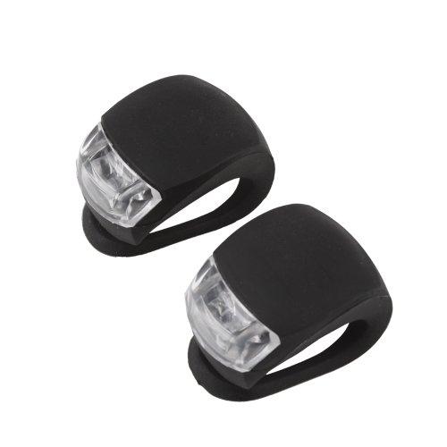 Pinnacle- 2Pcs/Set Waterproof Super Frog Led Bicycle Bike Head Light Headlamp Headlight