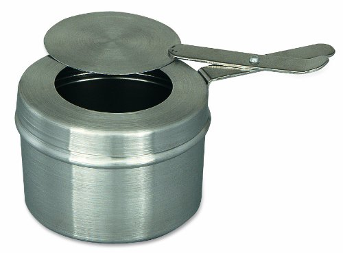Alegacy AL84 Stainless Steel Fuel Holder, 3-1/2-Inch in Diameter