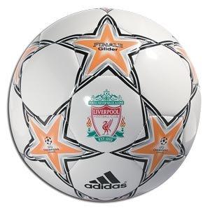 Liverpool Finale Glider Soccer Ball