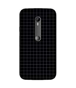 Grid Motorola Moto X3 Case