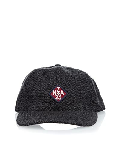 Nza New Zealand Auckland Cappellino con Visiera [Grigio]