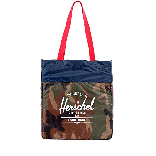 c349fc908ac0  ハーシェルサプライ  Herschel Supply 公式 Packable Travel Tote 10077-00187-OS Woodland