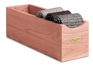 Woodlore 82049 Socks Box