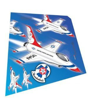 SkyDiamond Thunderbirds 23 Kite by XKites""
