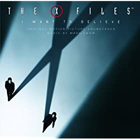 The Trip To DC (X-Files: I Want To Believe OST)