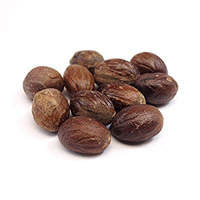 Nutmeg (Jaakai) | Natural Indian Farm Products from Malnad, Mangalore | ONE Pack by Ikshvaku Solutions
