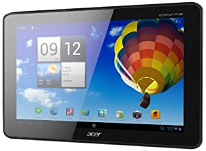 Acer Iconia A510-10s32u 10.1-Inch Tablet (Olympic Edition-Silver)