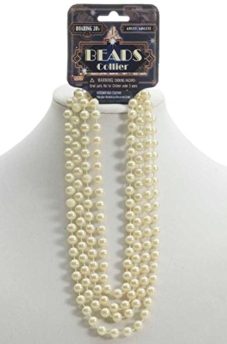 Forum-Novelties-Pearl-Beads-Beige