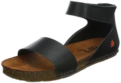 Art Creta Sandali da Donna, Colore Nero (MOJAVE BLACK), Taglia 38 EU