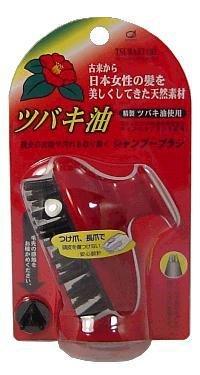 池本 椿油シャンプーブラシ TSUー70