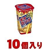 森永製菓 ポテロング45g×10個入(1ケース納品)