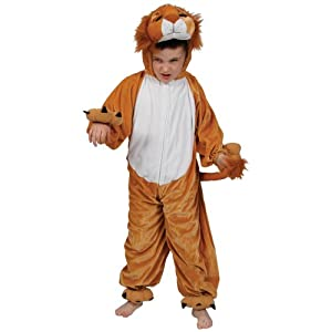 Kids Animal Boogie Woogie Lion Halloween Costume 7-8 from Wicked Costumes