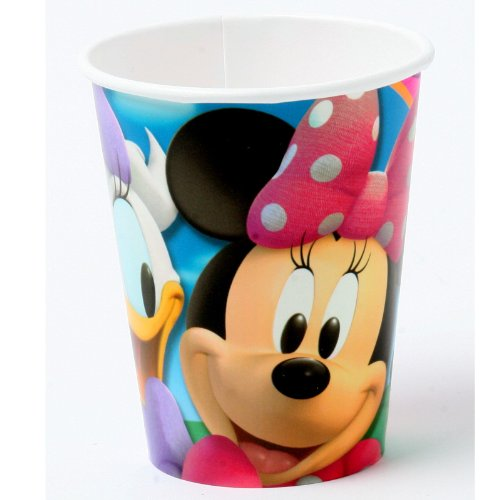 Paper Cups - Minnie's Clubhouse, 1 - 1