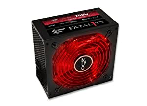FirePower Fatal1ty 750W 80Plus Bronze Semi-Modular Gaming ATX PC Power Supply 750FTY, formerly PC Power & Cooling