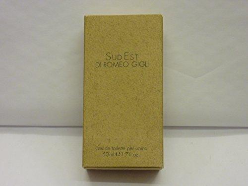 Sud-Est Di Gigli Romeo Di Romeo Gigli Men. 50 ml per Eau De Toilette Splash