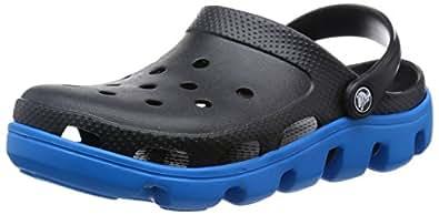 [クロックス] crocs Duet Sport Clog 11991 07U(Black/Ocean/M4/W6)