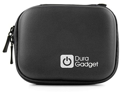Wasserabweisendes Hartschalen Case in Schwarz für Samsung Portable SSD T3 externe Festplatte (250GB | 500GB | 1TB | 2TB)