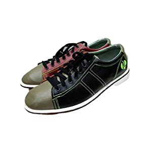 Buy Linds Ladies 300 Classic Rental Glow Bowling Shoes- Laces by Linds Bowling Shoes & Bags
