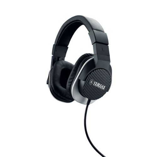 Yamaha Hph-Mt220 Studio Monitor Premium Over-Ear Headphones (15 Hz - 28 Khz Frequency Response, 37 Ohms Impedance)