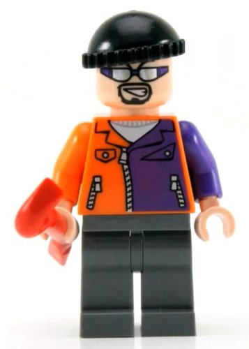 Lego Batman Henchman Minifigure (2012) at Gotham City Store