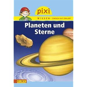 Pixi Wissen, Band 10: Planeten und Sterne: BD 10