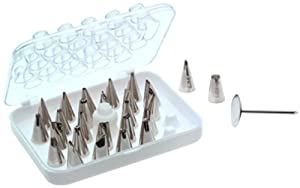Wilton 28-Piece Deluxe Tip Set