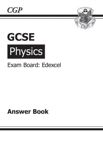 GCSE Physics Edexcel Answers (for Workbook)