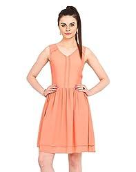 v-neck dress Medium