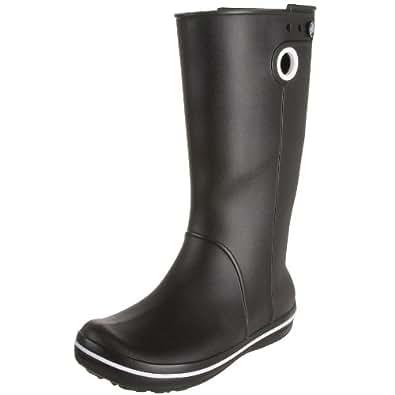 Crocs Women's Boots Crocband Jaunt Black UK4 Black