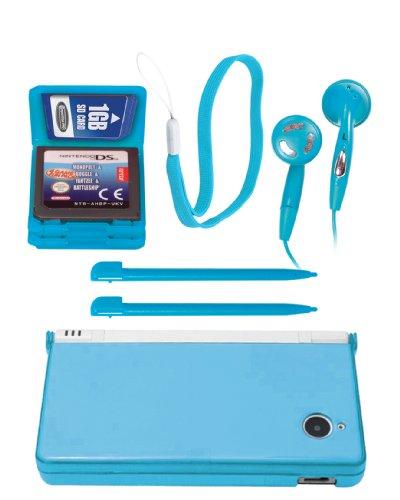 Competition Pro DS Lite Extras Kit - Turquoise (Nintendo DS) [Edizione: Regno Unito]