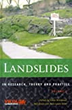 img - for Landslides in Research, Theory and Practice book / textbook / text book