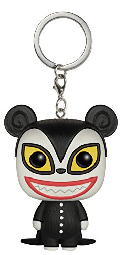 Funko - Porte Clé NBX - Vampire Teddy Pocket Pop 4cm - 0849803068301
