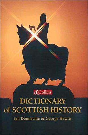 Collins Dictionary of Scottish History PDF