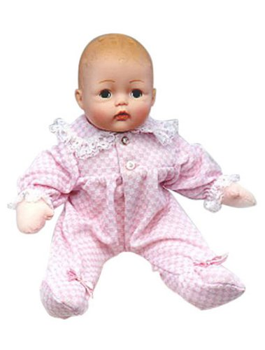 Pink Check Huggums - Caucasian - Buy Pink Check Huggums - Caucasian - Purchase Pink Check Huggums - Caucasian (Madame Alexander, Toys & Games,Categories,Dolls,Baby Dolls)