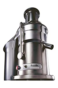 Breville 800JEXL Juice Fountain Elite 1000-Watt Juice Extractor by Breville