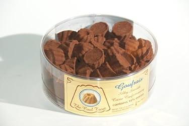 Goufrais German Chocolate (Case of 8 Rounds (63 pieces each))