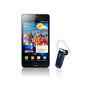: Samsung i9100 Galaxy S II Unlocked GSM Smartphone with 8 MP Camera