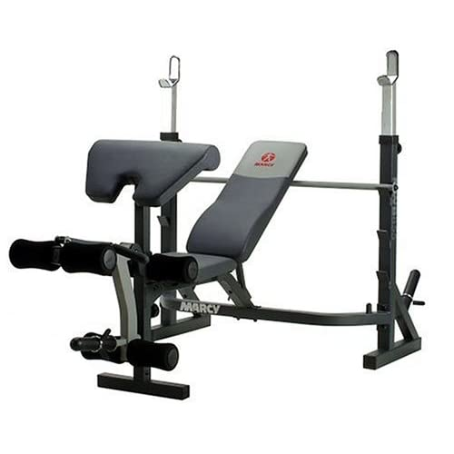 Marcy Pro 2 Weight Bench Manual Capitalload