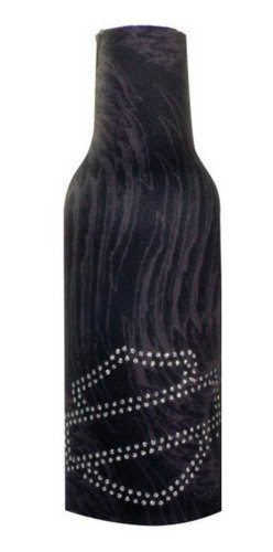 Harley-Davidson Women's Studded Bar & Shield Outline Bottle Koozie BZ114430