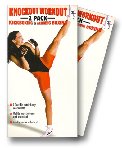 Knockout Workout - Kickboxing/Aerobic Boxing [VHS]