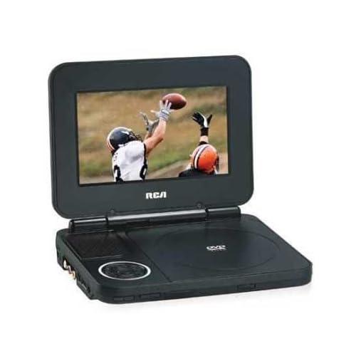 """Amazon.com: RCA 7"""" Portable DVD Player"""