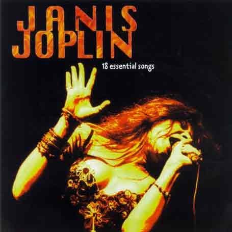 Janis Joplin - 18 Essential Songs [Musikkassette] - Zortam Music