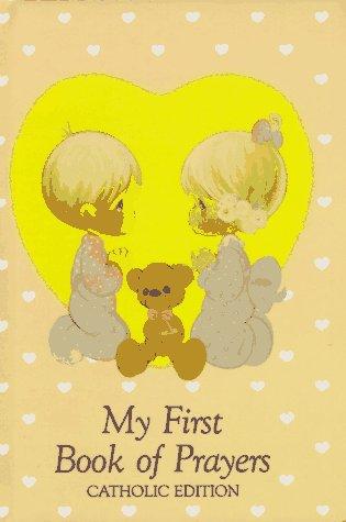 Precious Moments: My First Book of Prayers (Precious Moments, Catholic Edition), Regina Press