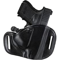 Bianchi 82 Carrylok Hip Holster - Size:12A S&W M&P .40 (Black, Right Hand)