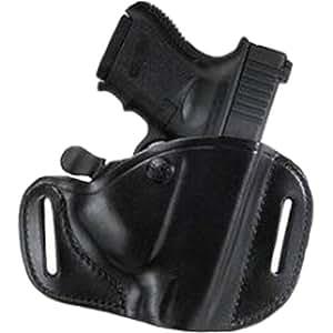 Bianchi 82 Carrylok Hip Holster - Size: 13B Glock 21 (Black, Right Hand)